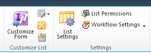 List-Settings